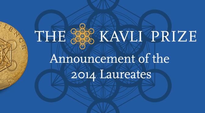Prof. Ebbesen awarded Kavli prize!
